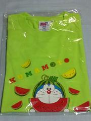 当選品☆サントリー×ドラえもん 九州ご当地Tシャツ 熊本 Mサイズ☆非売品