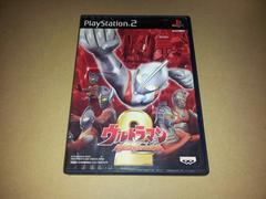 PS2☆ウルトラマン ファイティングエボリューション2☆格闘ゲーム。
