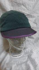 ☆パタゴニア Ptagonia 耳当て付きフリースキャップ 未使用品 デッド 90s