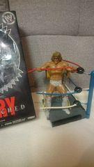 開封品! 貴重!WWE FURY フューリー アルティメット.ウォリアー WCW 2008