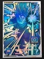 ドラゴンボールヒーローズの配布限定カードです。