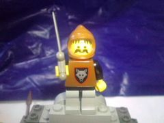 LEGOウルフ盗ぞく団�A1990年代製Aランク