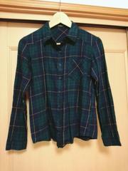 INGNI 定番チェックシャツ。o0○ 超美品