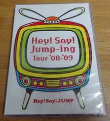 DVD Hey!Say!JUMP Jump-ing tour08-09