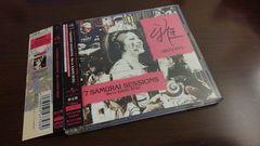 雅-MIYAVI-/7SAMURAI SESSIONS/初回限定DVD帯付き