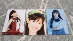[早い者勝ち]AKB48小嶋陽菜☆公式生写真〜まとめ売り5枚セット!