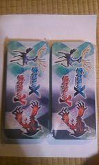 ポケットモンスター  X Y 購入特典 缶ケース2個セット