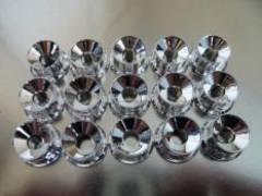5mmLED製作用 リフレクター丸型10個