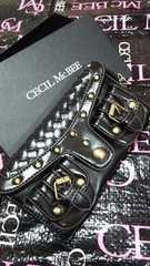 CECIL McBEE 財布 (ブラック)