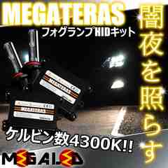 mLED】レクサスRX270前期後期/フォグランプHIDキット/H11/4300K