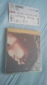 佐野元春/Slow Songs 帯付 12曲収録アルバム
