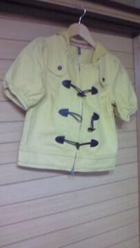 新品ダブルスタンダードsmorkコート風ジャケット定価18900円Wジップダブスタ