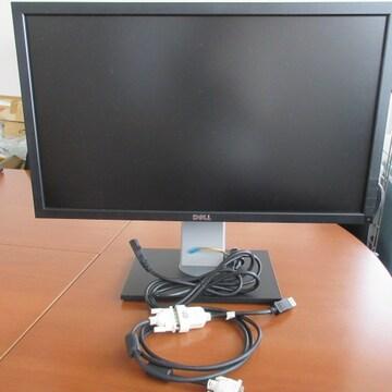中古モニター DELL 24インチワイド Full HD液晶モニター P2411