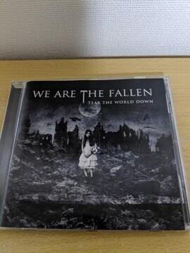 WE ARE THE FALLEN(エヴァネッセンス/Evanescence)ゴシックメタル/オルタナティヴメタル