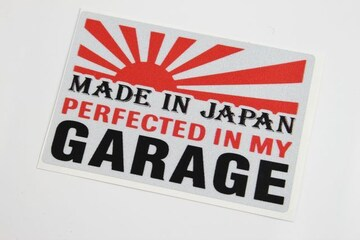 GARAGE ステッカー ガレージ用のステッカー 車庫 DIY 倉庫 物置
