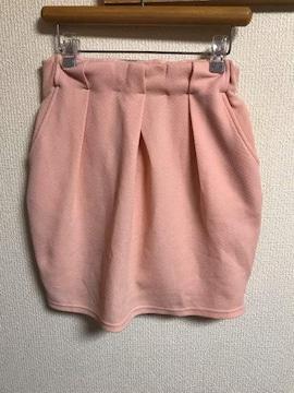 ★GRL ピンク×ミニスカート  M★