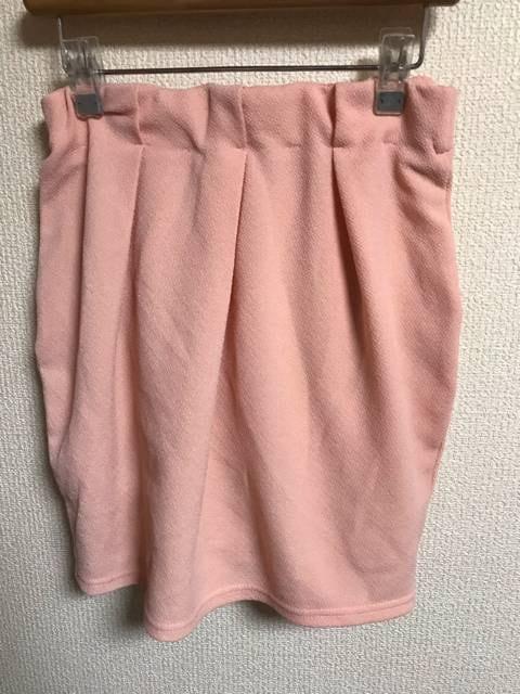 ★GRL ピンク×ミニスカート  M★ < ブランドの