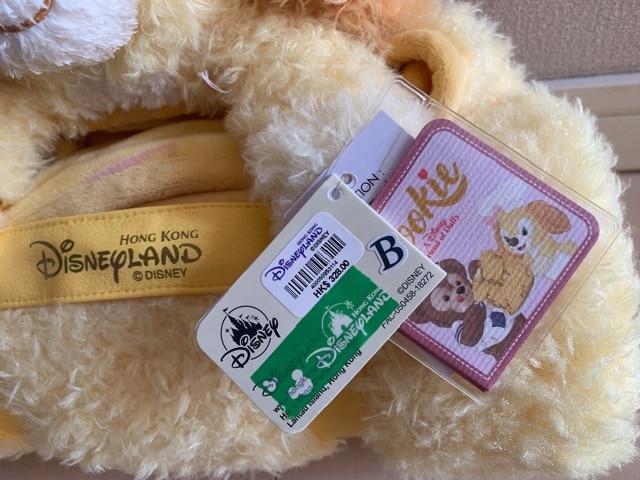 香港ディズニー クッキー新品ブランケット < おもちゃの