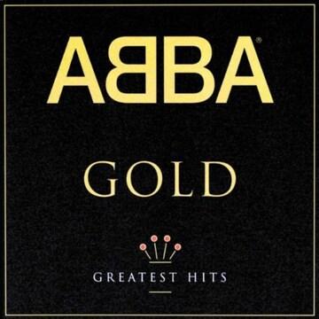 ABBAアバ「ベストアルバムGOLD」 マンマ・ミーア ダンシング・クィーン