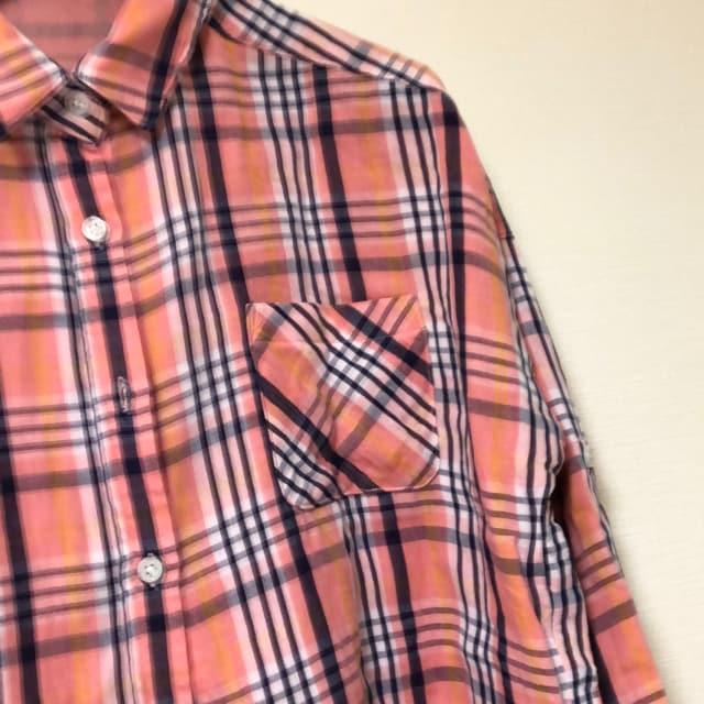 ショップチャンネル Mサイズチェックシャツ 送料無料 < 女性ファッションの
