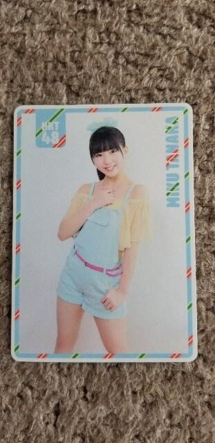 HKT48☆田中美久  (カード)  AKB48  < タレントグッズの