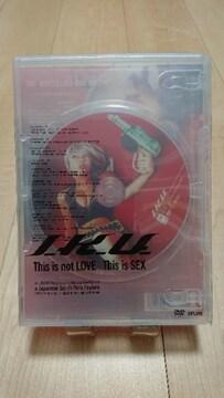1回再生のみ 美品DVD!! I.K.U. / 購入時状態
