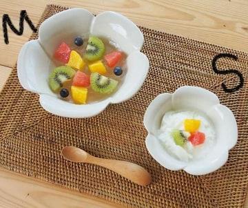 プルメリアボウルL ハワイアン/アジアン食器 スープ皿 陶器