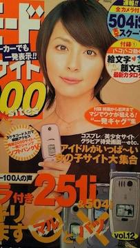 奥菜恵・矢沢心…【iモード情報サイト2000秋】vol.12