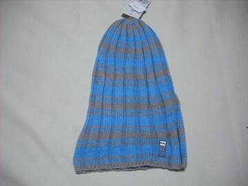 mb156 男 BILLABONG ビラボン ボーダー ニット帽