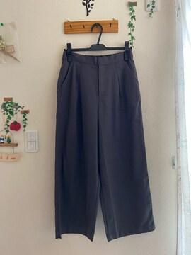 未使用  レプシィム★微起毛ワイドパンツ