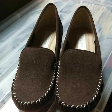 24�p 靴★ブラウン