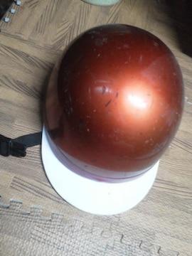 ハンキャップ ヘルメット