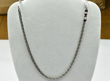 28.6g Pt850 プラチナ ネックレス ブレスレット