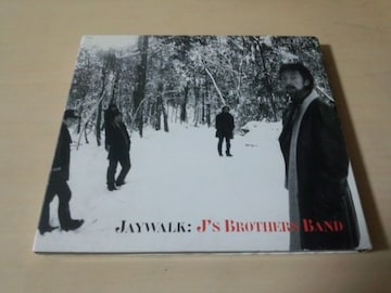 JAYWALK CD「J's BROTHERS BAND」J-WALK●