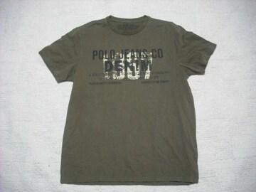 59 男 ラルフローレン 半袖Tシャツ M