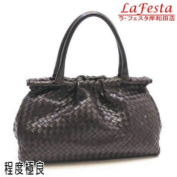 本物美品◆ボッテガヴェネタ【人気】ハンドバッグ(トートバッグ