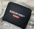 雑誌付録★ 5252 BY O!Oi オリジナルロゴ入り二つ折り財布