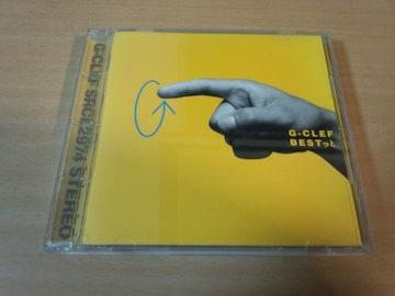 G-クレフCD「BESTっと」G-CLEF 廃盤●
