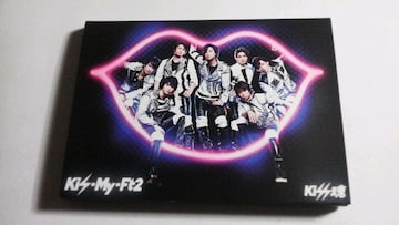 Kis-My-Ft2◆Kiss魂(CD+DVD)