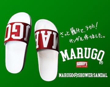 MARUGO[メンズ&レディース]ビッグロゴシャワーサンダル