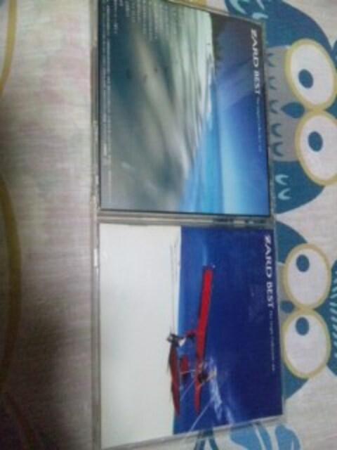 《ZARD/BESTザ・シングルコレクション》【CDアルバム】ベスト  < タレントグッズの