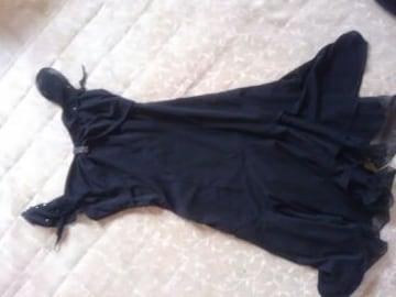 ◆値下げ◆キャバ結婚式二次会ドレス◆ブラック。S