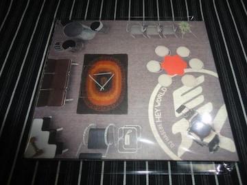 DJ HASEBE『HEY WORLD』廃盤美品(ZEEBRA,RHYMESTER,MOS DEF)
