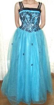 マリオバレンチノ高級ブランドドレス9号ウェディングドレス