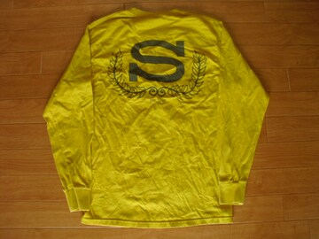 STUSSY ステューシー ロング Tシャツ USA-S