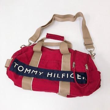 ◆TOMMY HILFIGER/トミーヒルフィガー◆定番ミニショルダー★ミニボストンバッグ