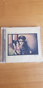 【レア盤】 ムック/アンティーク 2ndプレス  MUCC
