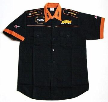 1セール! KTM ロゴ  シャツ M f89
