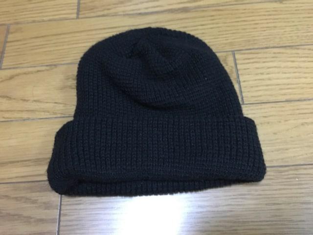 中古ユニフォームエクスぺリメントuniform experiment黒 帽子 < ブランドの
