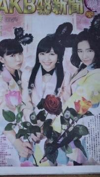 AKB48新聞2014年1月号優子卒業SKE1期座談会
